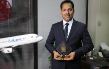 SriLankan Airlines named Best Airline in South Asia